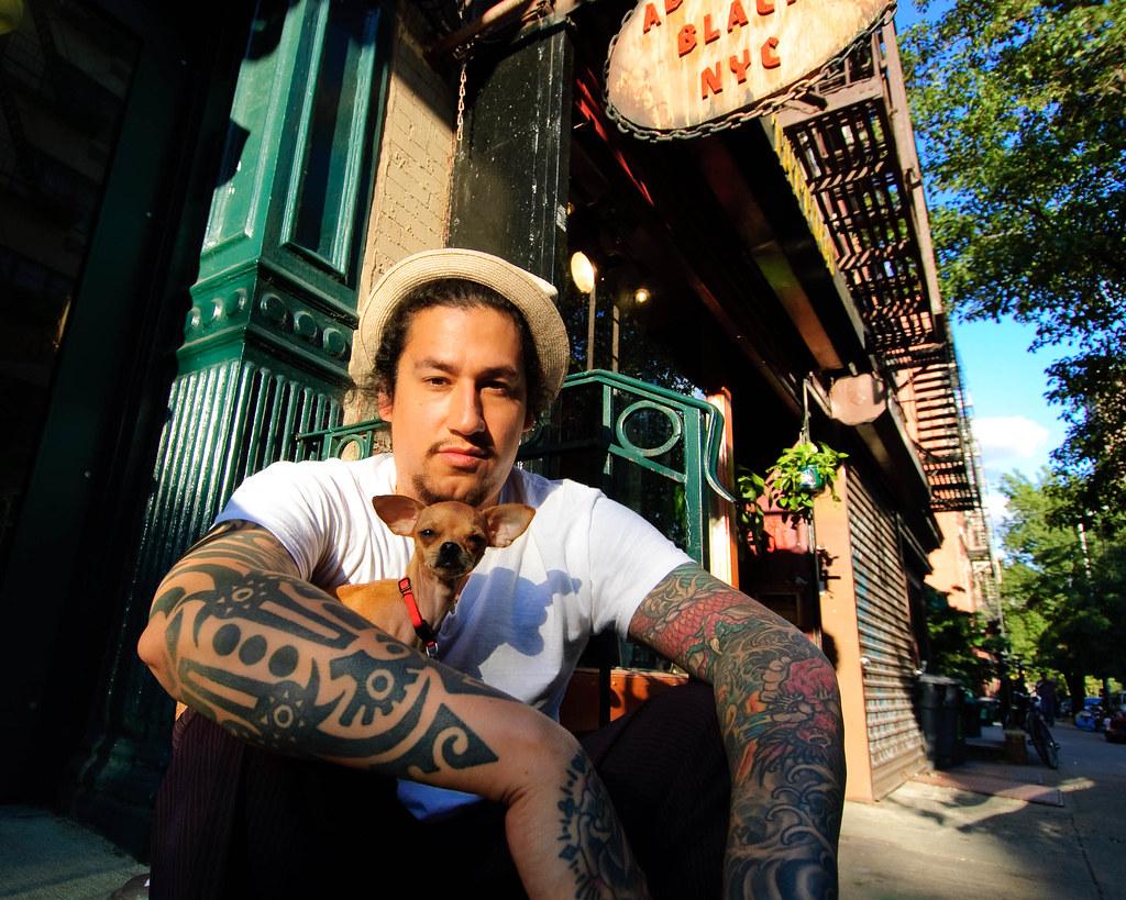 Byron Velasquez Legendary Tattoo Artist Byron Velasquez An