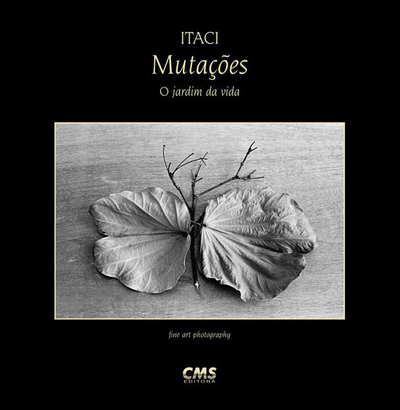 Capa do Livro Mutações / ITACI BATISTA