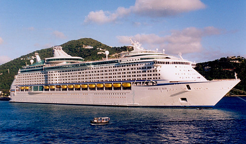 St. Thomas - Cruise Ship | by roger4336