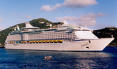 St. Thomas - Cruise Ship   by roger4336