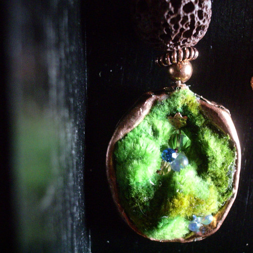 Shire SoftRocks necklace pendant 'lite' version | by MiddleEarths