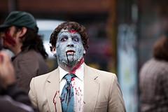 Zombie Walk - Albany, NY - 09, Oct - 01 by sebastien.barre