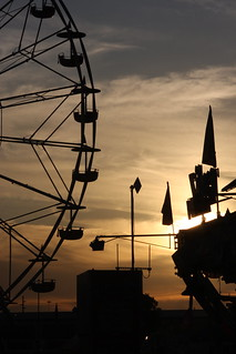 Fair silhouette | by kevin dooley