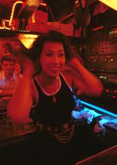 Amsterdam De Wallen Red Light District Thai Bar July 1995 003 Thai Ladyboy bar