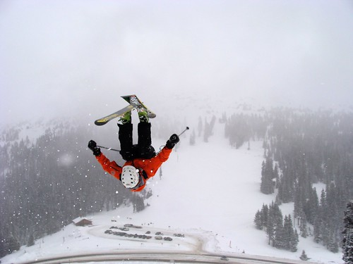 Front Flip Fail-take 2 | by Zach Dischner