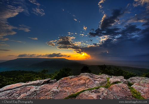 mountnebo sunsetpointmountainhdrarkansas