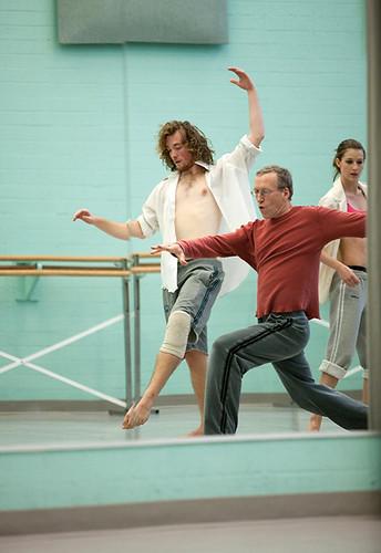 CalArts Dance faculty, Colin Conner | CalArts School of Danc