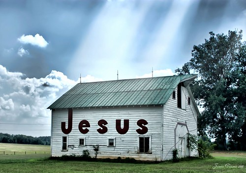 light barn lexington jesus northcarolina hdr cloudscapes jeanetterunyon