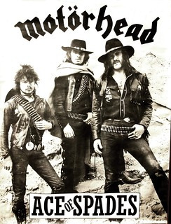 Motörhead - Ace Of Spade - Poster - Bronce Rec  1980 | Flickr