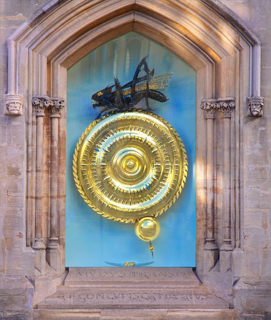 Image result for corpus clock