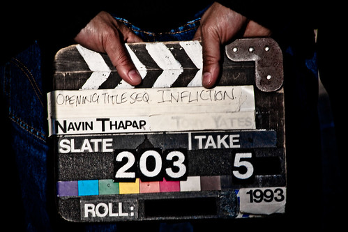 Clapperboard | by garryknight
