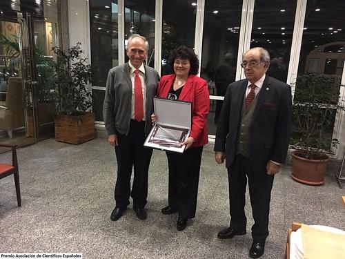 Premio Asociación de científicos españoles   by NANOIMMUNOTECH S.L.