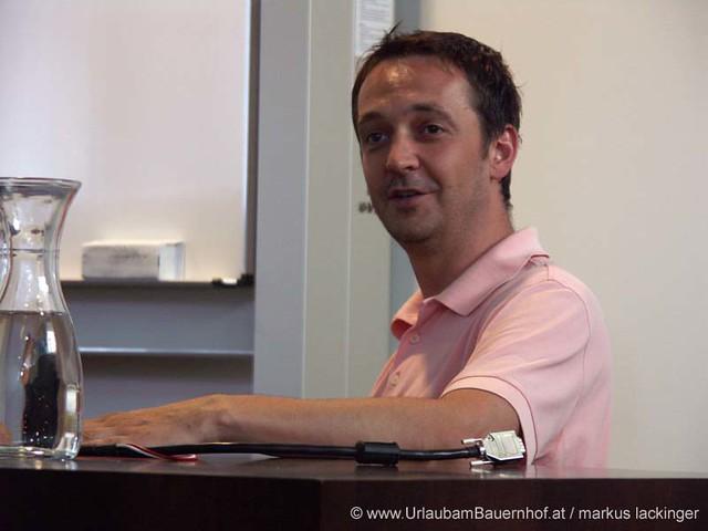 UaB-Web 2.0 Tag: Hannes Treichl