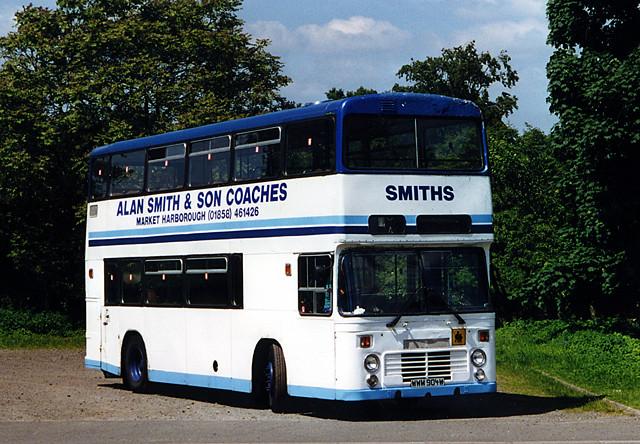 WWM904W  Dennis Dominator  Smiths-Market-Harborough