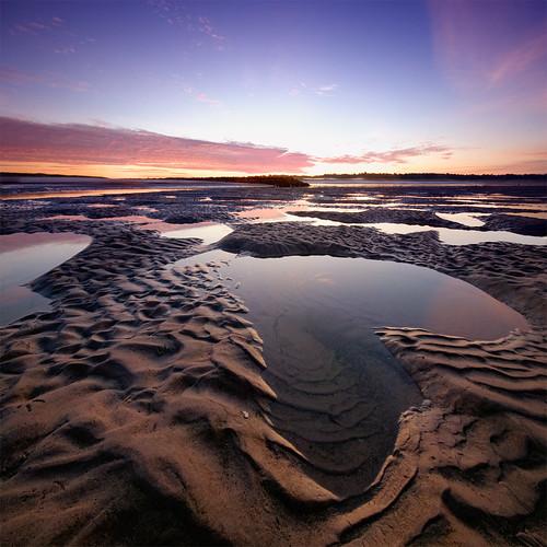 ocean beach pool pine sunrise square point dawn sand nikon angle ripple low maine sigma moe scarborough 1020mm tidal d300 vertorama moe76