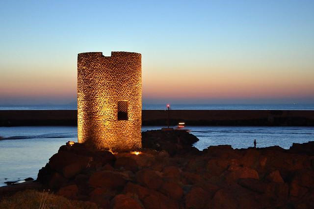 Castelsardo: la Torre del Porto