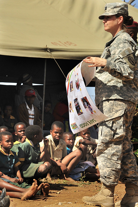 MEDFLAG 09: U.S. Army Africa Partnership strengthens ties with partners in Swaziland 090813