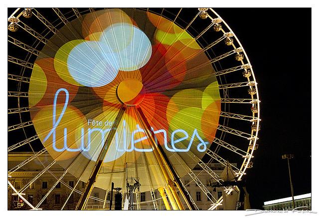 Fête des Lumières 2009 - Lyon