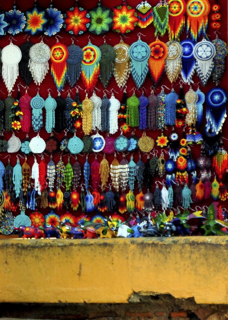 Artesania Huichol Sayulita Nayarit Mex Salvadord90 Flickr