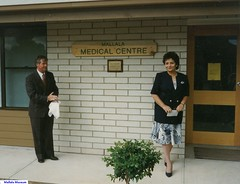 Medical centre opening