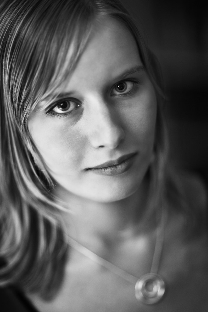Kara in the Spring of 2009