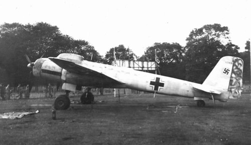 German War Plane