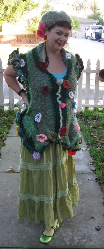 Garden Costume front