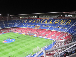 Camp Nou Stadium | by Oh-Barcelona.com