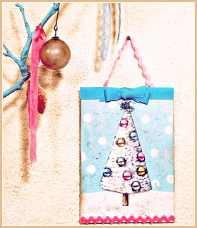 """Our Joli Paquet """" Happy Little Holiday Tree"""" collage KIT!"""