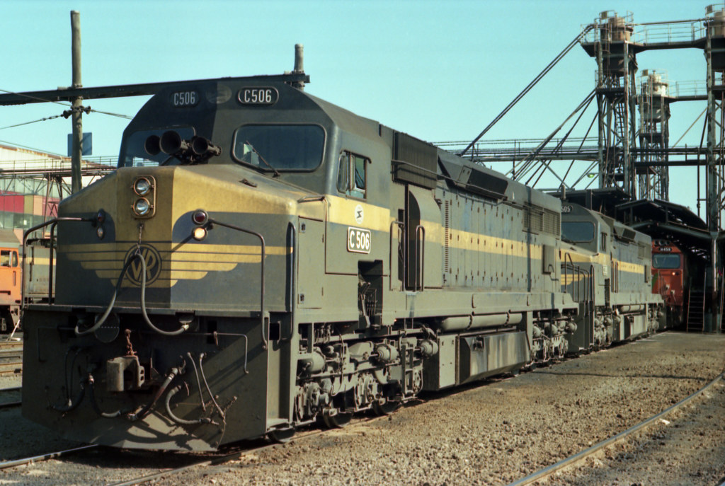 198607 688 C506 at Sth Dynon by williewonker