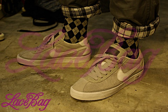 new products 99f79 d8b61 ... Nike SB x Fluff Magazine Bruin   by Spencer Samuels