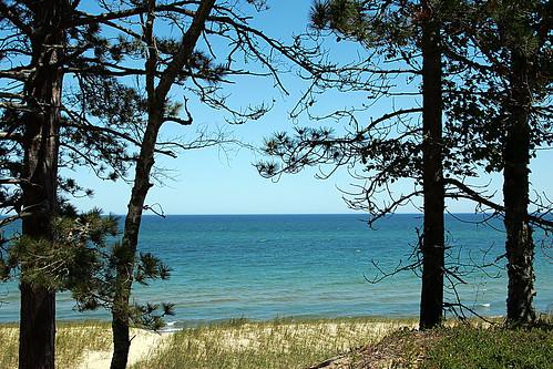 lake beach michigan upnorth lakemuskelounge