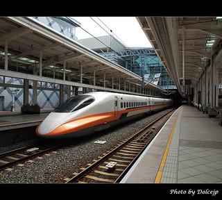 台湾 新幹線