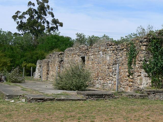 Ruinas de la Calera de Barquin