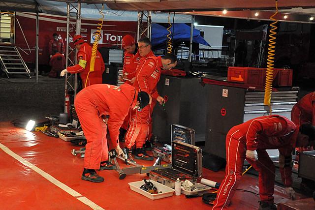 Citroen mechanics