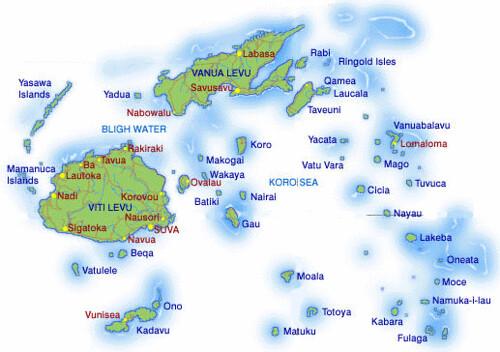 fiji map   Tourism Fiji   Flickr
