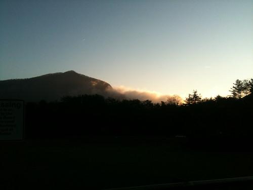 sunrise asheville photosontheroad