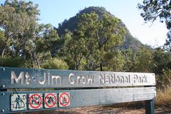 Mt Jim Crow National Park