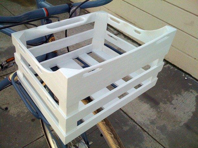 Trek Belleville crate prototype, part 1