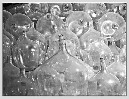 Ballonflaschen