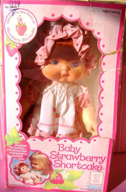 Strawberry Shortcake Baby Blow Kisses #1