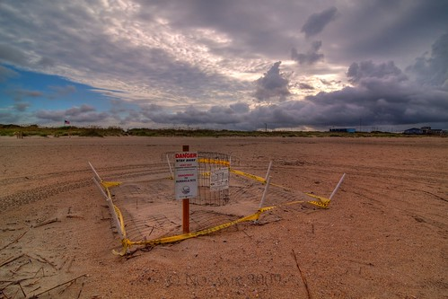sky storm beach clouds danger landscape nc wire sand nest wind turtle flag dunes tripod tracks northcarolina tape american fox caution eggs clutch raccoon hdr gitzo loggerhead donotdisturb veryhot oakisland stayaway caswellbeach photomatix ndx8 5exposure nd09 arcatech tokinaatx116prodx gt2531 dangeroustohumanspets habaneropepperpowder townofcaswellbeach seaturtleprotectionprogram tscf2010ar