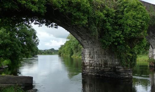 ireland river belturbet rivererne