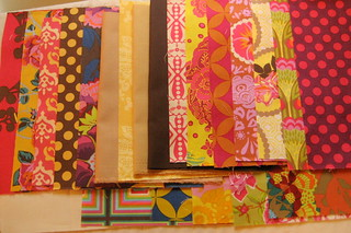 Fabrics for Bee Modern Quilting Bee | by SewLaTea