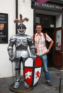 my knight, conwy (wales) | by hopemeng