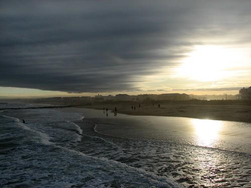 ocean sunset sky storm fall beach clouds wow pier newjersey fishing nj atlantic og monmouthcounty cb 2009 oceangrove 123nj capturejerseyshore
