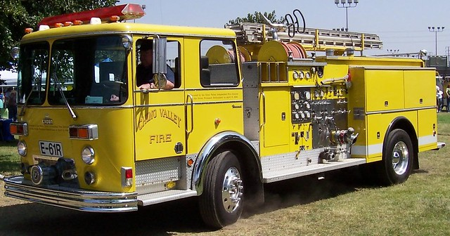 Chino Valley FD (CA) Reserve Engine 61