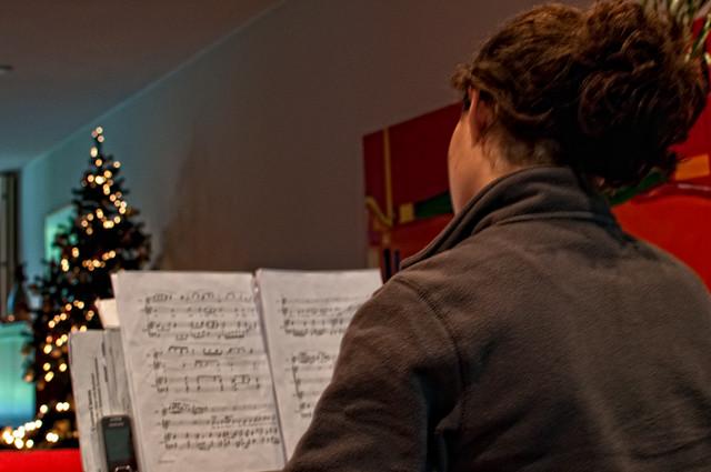 94 ~ Christmas music