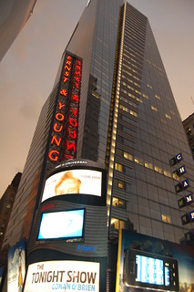 Ernst & Young - Time Square | by technochick