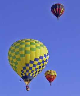 Balloons In Colorado